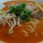 博多 麺王🍜 (期間限定) 海老だしラーメン